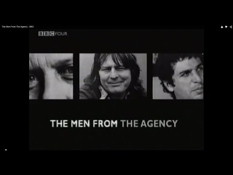 The Men From The Agency - BBC