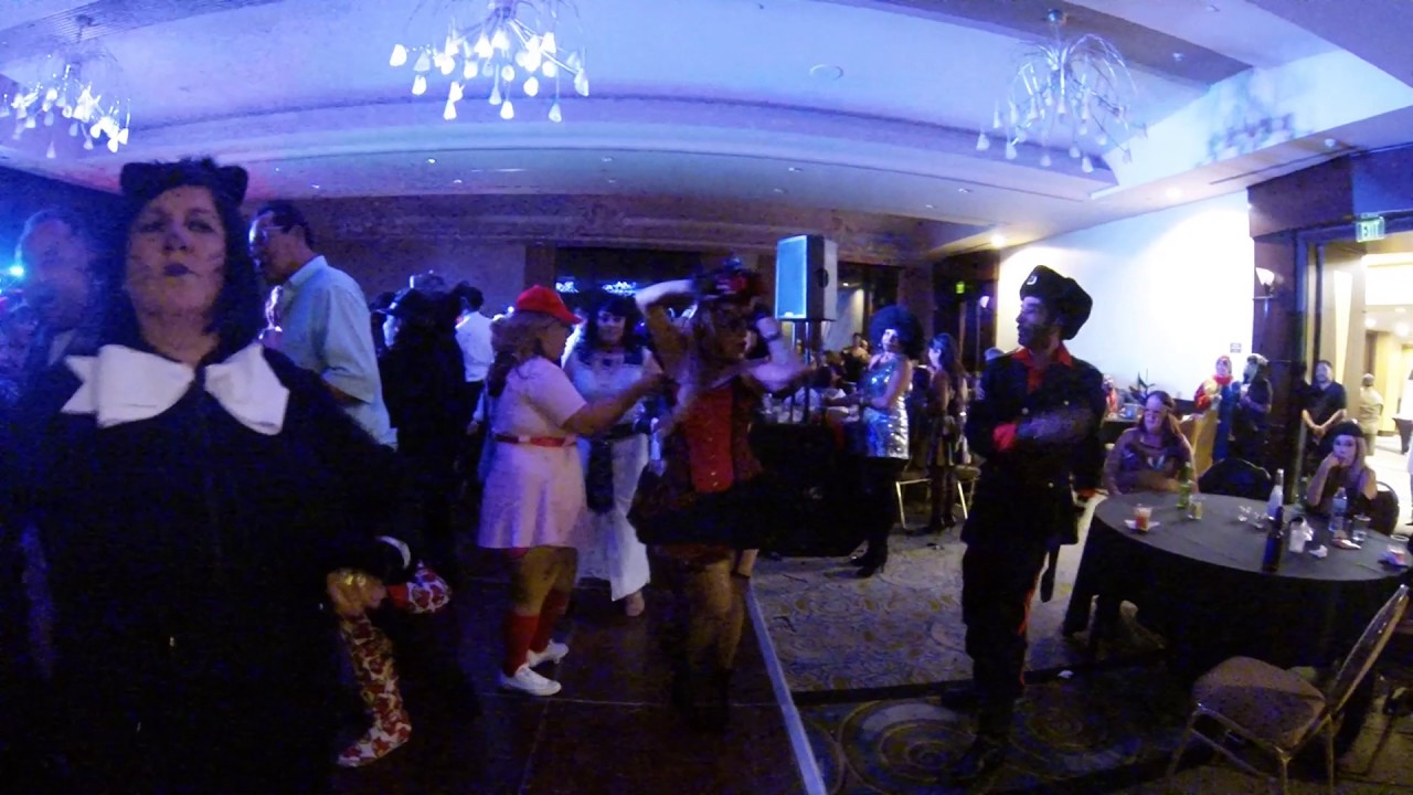 Pacific Palms Halloween Party 2020 BackToDisco Halloween 2016 @ Pacific Palms   YouTube