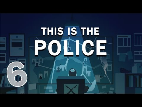 This Is The Police - #6 - Psych Test (This is the Police Gameplay)
