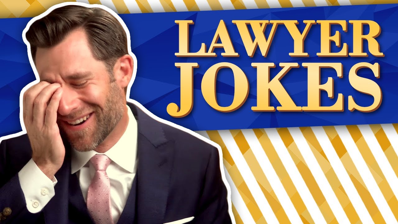Real Lawyer Reacts To Lawyer Jokes Legaleagle Youtube