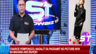 Charice Pempengco, nagalit sa paggamit ng picture niya na mahaba ang buhok.