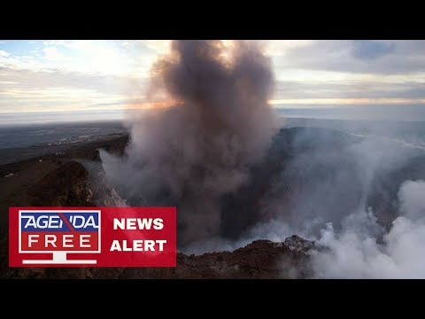 New Warning That Hawaii Volcano Could Explode - LIVE BREAKING NEWS COVERAGE