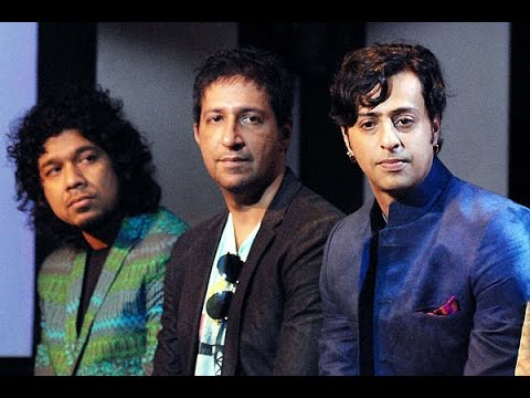 Salim-Sulaiman, Papon at India's 1st Folk & Fusion Music Fes