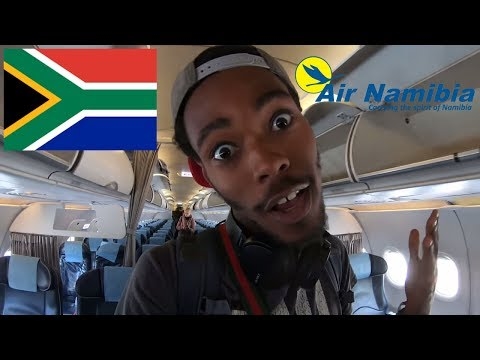 Air Namibia Flight Windhoek to Cape Town South Africa? $150?