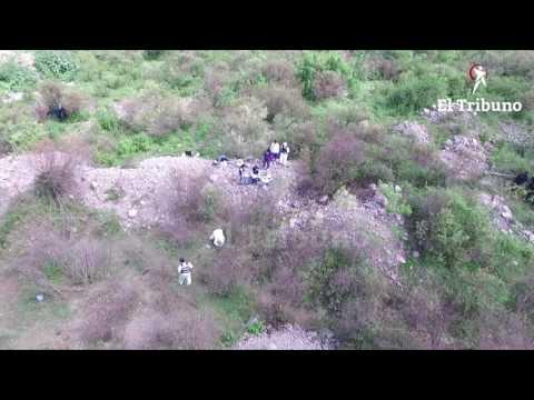 Macabro hallazgo: este es el lugar donde encontraron el cuerpo de una mujer
