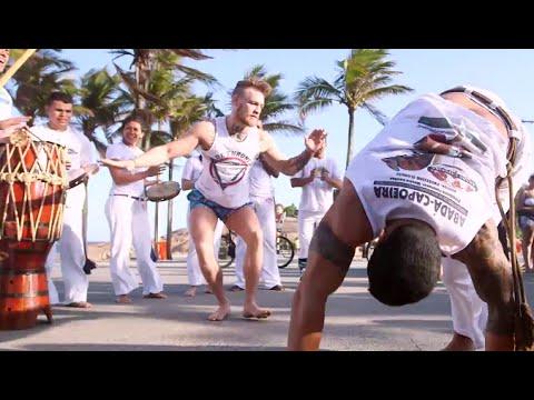 Jose Aldo vs Conor McGregor - Capoeira