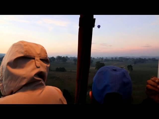Yarra Valley Hot Air Balloon Flight