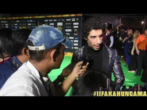 """I Am Enjoying Working With Ranveer Singh"": Jim Sarbh | Padmavati | Sanjay Leela Bhansali | IIFA"