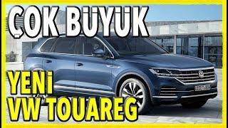 GÖSTERİŞ SEVENLERE (Yeni VW Touareg ne zaman Türkiye'de satılacak?)