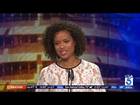"""Gugu Mbatha Raw Loved """"Hamilton"""" Even More the Second Time"""