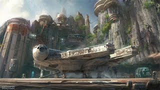 Disney Plans New 'Star Wars' Lands in Two Parks