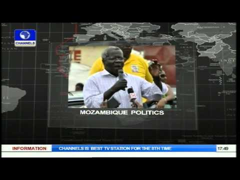 The World Today: Mozambique's Renamo Opposition Leader To Run For President