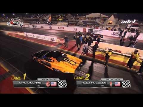 Arabian Drag Racing League 2014 - Round One - Race