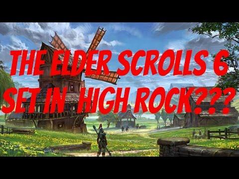 The Elder Scrolls 6 Set In High Rock?