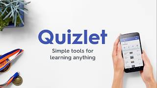 Best education app, Quizlet, use it for language learning