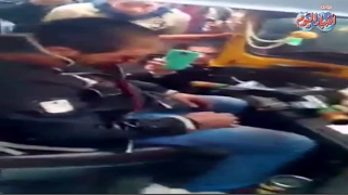 فيديو| تفاصيل إطلاق ضابط شرطة النار على سائق بالمنوفية