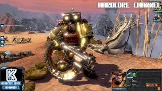 Warhammer 40000: Dawn of War 2 - Прохождение - Примарх =1= Жесткая посадка
