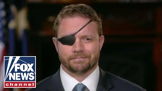 Rep. Dan Crenshaw reacts to Ilhan Omar's comments about 9/11