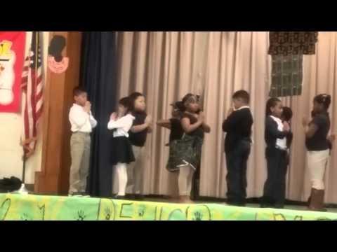 Mattaponi elementary school's black history month program(4)