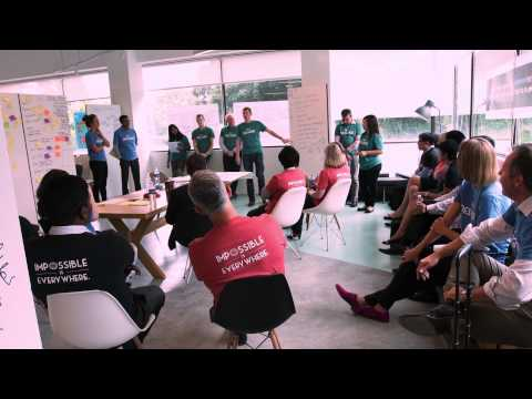 Design Thinking Meets HR - Transforming the Employee Experience at Standard Chartered