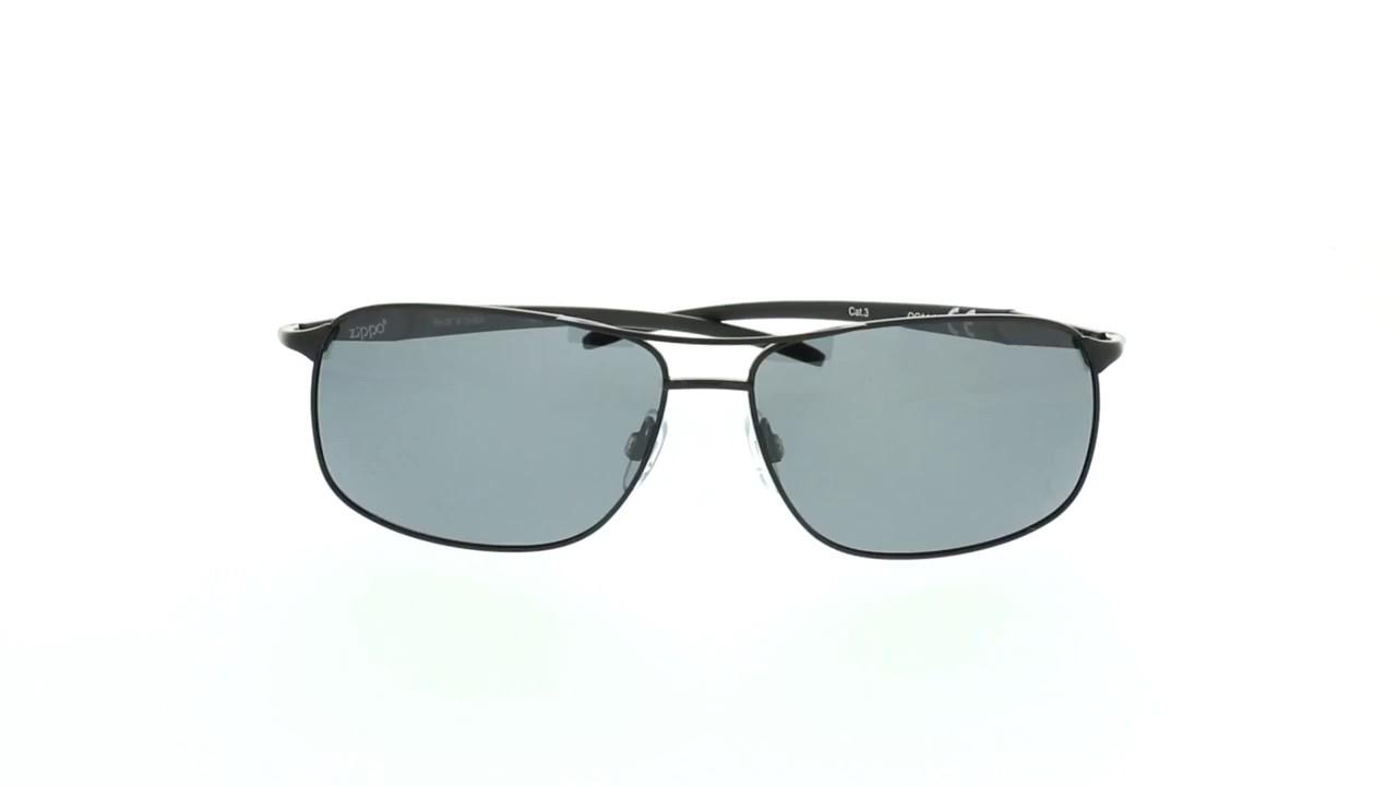 7b64f367d Silver Polarized Pilot Sunglasses - Zippo Vietnam