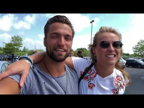 ROMY NIEST IN CAMERA! VLOG #3 Cemal & Romy buiten de poort Vlog #3