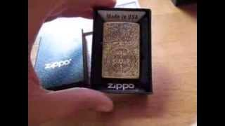 Aliexpress: Китайская Зиппо Zippo China (серия Constantine)