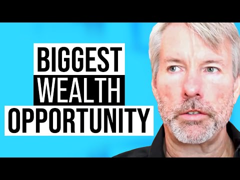 Michael Saylor's MASTERCLASS in Cryptocurrency Investing and the Future of BITCOIN