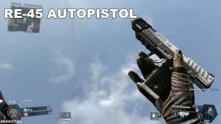 TitanFall Beta All Weapons in Slow Motion [FULL HD, MAX DETAILS]