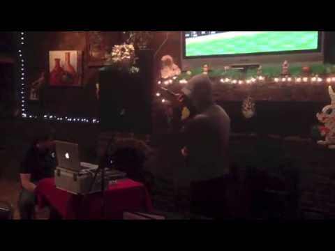 The One and Only Matt Miller performs Stage Hands at karaoke bar