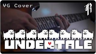 Video Undertale: Dummy! - Metal Cover    RichaadEB download MP3, 3GP, MP4, WEBM, AVI, FLV Januari 2018