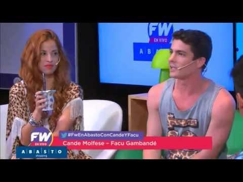 FWTV en vivo en Abasto Shopping - Primer programa