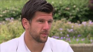 Wimbledon: Championships Drive: Jurgen Melzer