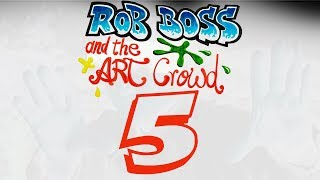 Rob Boss and the Art Crowd #05 | Call in and Paint mit Philipp Jordan & Simon