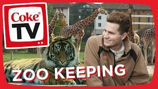Zoo Keeping With Jake Boys | #CokeTVMoment