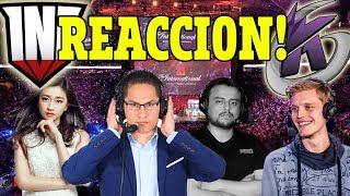 REVIVI el FINAL de INFAMOUS VS KEEN GAMING con los MEJORES CASTERS!!| DOTA 2 INTERNATIONAL