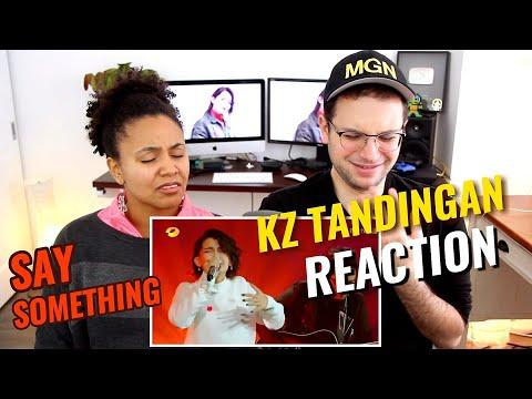 KZ Tandingan - Say Something | Episode 7 | The Singer 2018 | REACTION