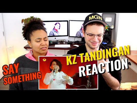 KZ Tandingan - Say Something | Episode 7 | The Singer 2018 | REACTION