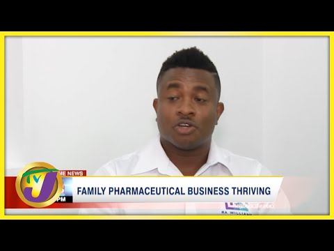 Family Pharmaceutical Business Thriving   TVJ Business Review - Sept 26 2021