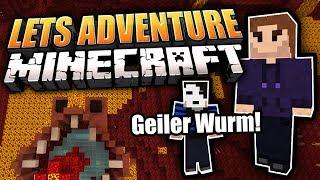 Supergeiler Wurm!  [2/2] | Lets Adventure YOUR Minecraft