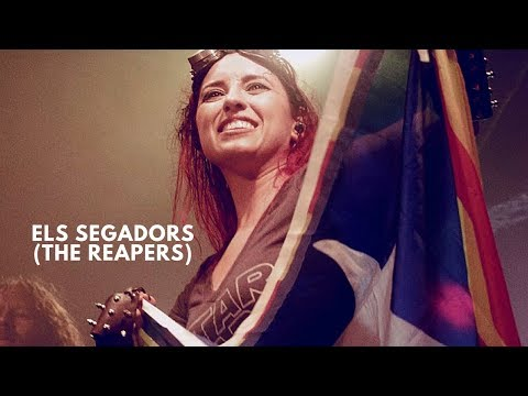 A Sound of Thunder - Els Segadors (The Reapers) - Official Music Video