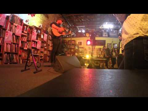 Owl John Live at  Fingerprints Records - 11/14/14