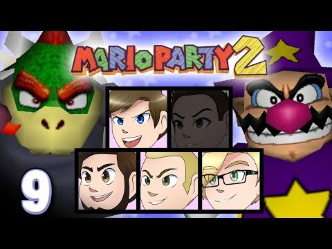Mario Party 2: Eat the Rich - EPISODE 9 - Friends Without Benefits