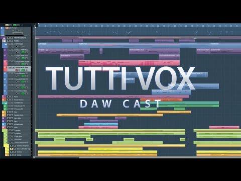 Tutti Vox DAW CAST: Oberon & Titania
