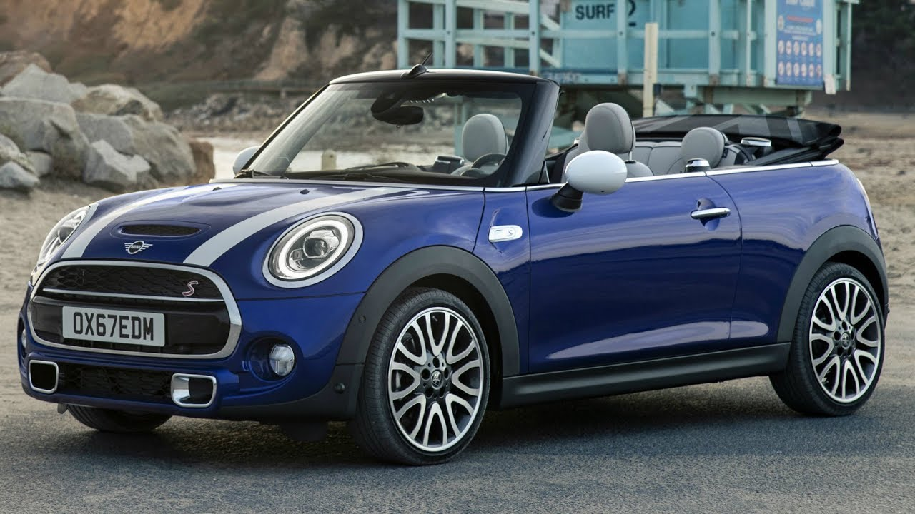 2018 Mini Cooper S Convertible Increased Driving Fun And Efficiency