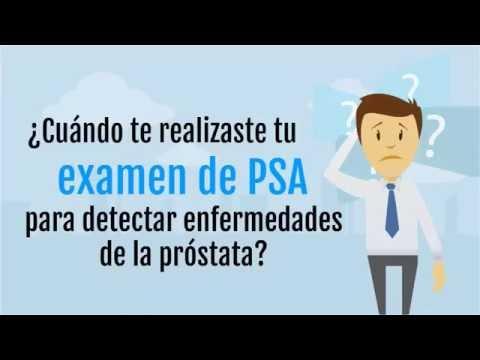 detección de carcinoma psa de próstata