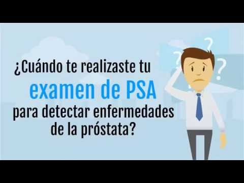 examen de prostata en sangre valores normales