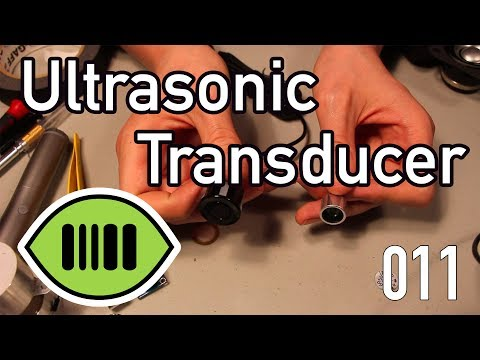 Ultrasonic Transducer - scanlime:011