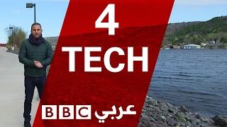 روبوت مائي لحماية النباتات تحت الماء- 4Tech