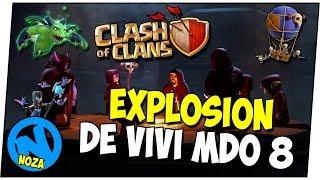 CLASH OF CLANS J'AI EXPLOSÉ 10 MDO 8 A LA SUITE ⚔️